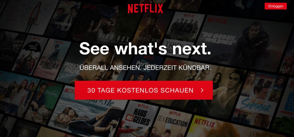 Netflix_Top 5 Fehler Warum Ihre Google Ads Kampagne keinen Erfolg hat
